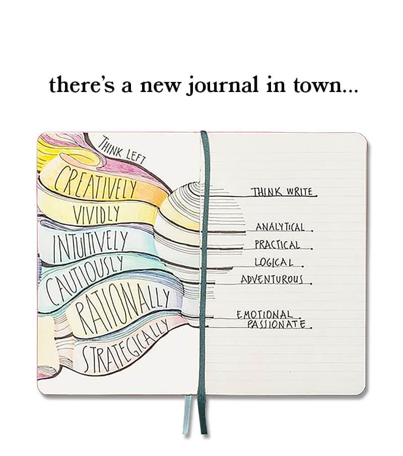 Moleskine Two-Go Journal