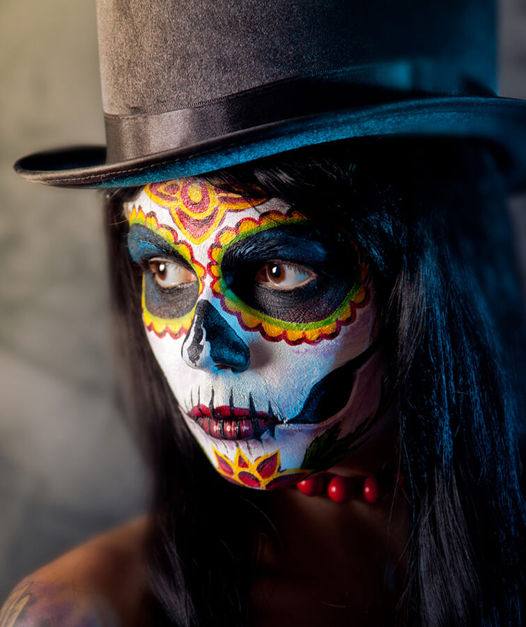 Dia de los Muertos – Journaling to Honor the Dead
