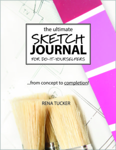 The Ultimate Sketch Journal for Do-It-Yourselfers