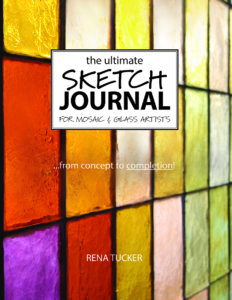 The Ultimate Sketch Journal for Mosaic & Glass Artists